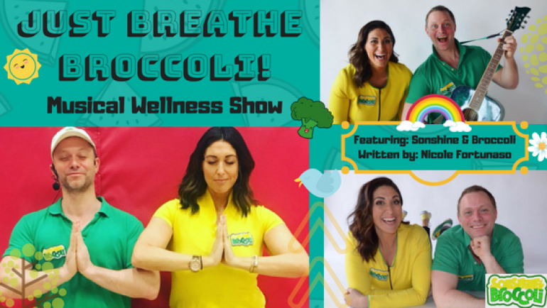 Live Wellness Show for Kids