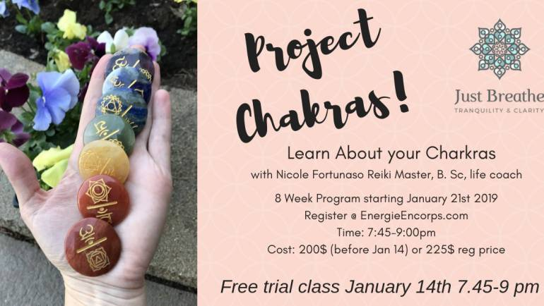 Project Chakras