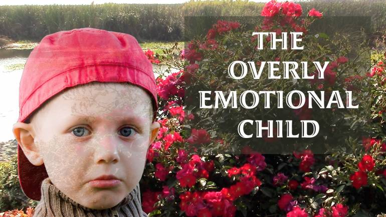 "Featured in the Amazon Prime Documentary ""The Overly Emotional Child!"""